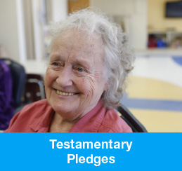 Gift of Testamentary Pledge rollover